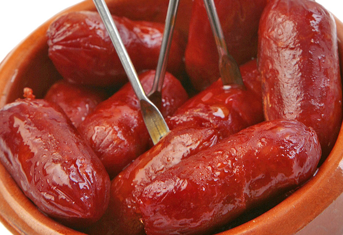 Chorizo for Cooking